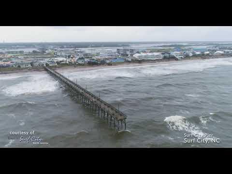 Topsail Island Post Hurricane Florence
