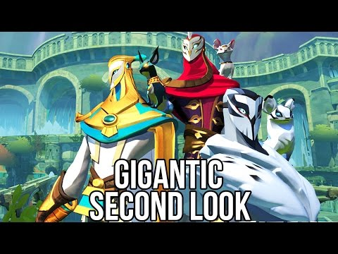 Gigantic Movie 2018