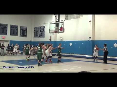 Patricia Conroy Shooting Guard Highlights