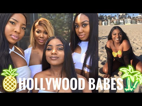 VACATION VLOG | #NYSTakesLA | Nollywood meets Hollywood