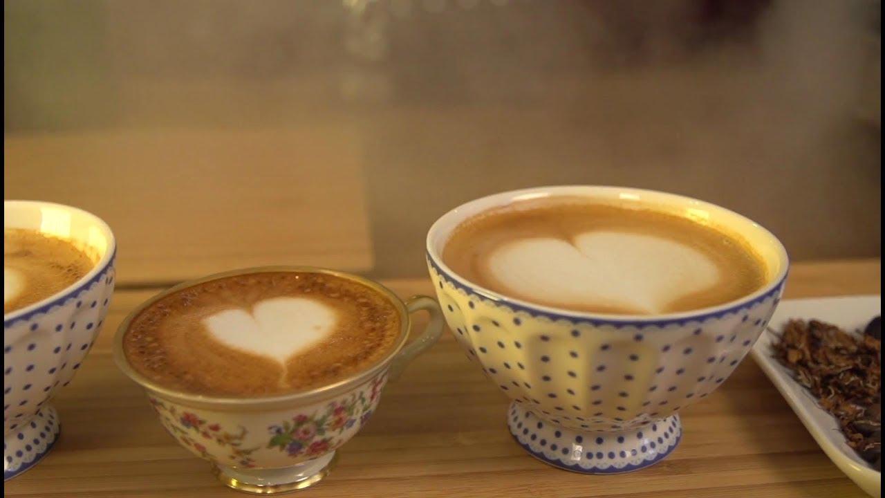 hur gör man cappuccino