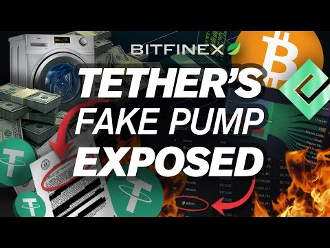Did Tether Just Create An Artificial BITCOIN Pump!?