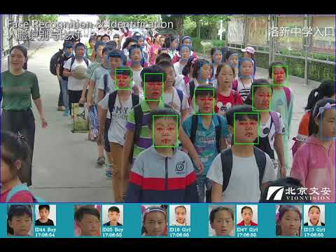 Face Recognition system using in students Identification