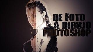 Tutorial de Photoshop - Efecto de dibujo realista con Photoshop CS6 en Español