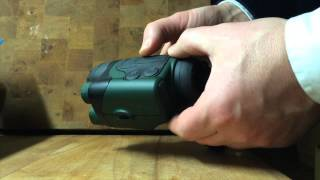 review yukon NVMT Spartan 2x24 nightvision