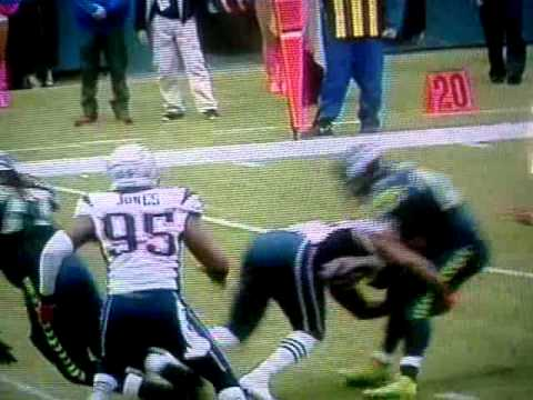 Brandon spikes is a problem...
