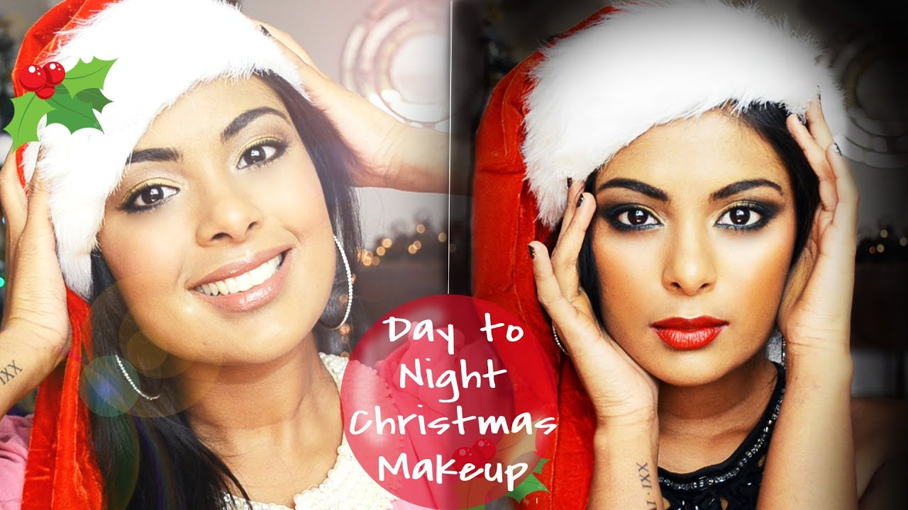 Day to Night Party makeup for Medium-Dark Brown or Tan ...