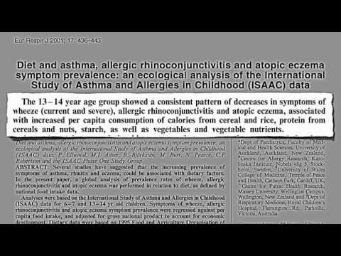 Asthma : Facts About Asthma, How Fruits And Vegetables Can Control Asthma