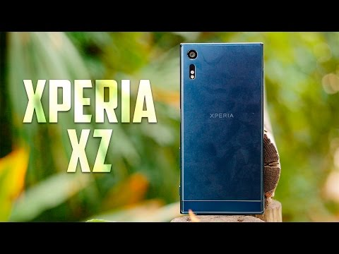 Sony Xperia XZ, Review en español