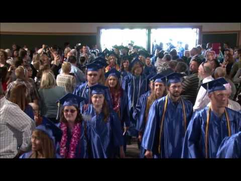 2017 Lake Washington Institute of Technology Commencement