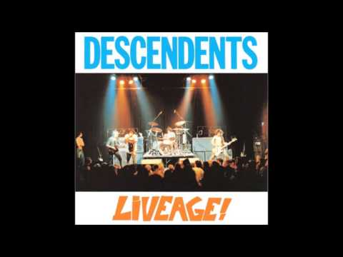 Descendents - Liveage (Full Album)
