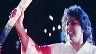 Malashree Fight Scene in Night | Lady Commissioner | Kannada Film