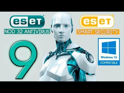 ✔Eset Nod 32 Antivirus & Smart Security 9 | Activación | NUEVO
