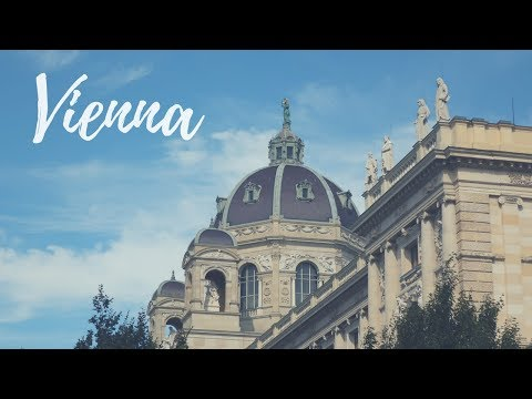 Tour Of The Top Attractions in Vienna | Travel Vlog