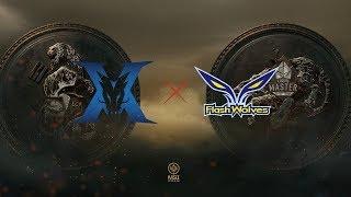 KZ vs. FW | Group Stage Day 3 | Mid-Season Invitational | KING-ZONE DragonX vs. Flash Wolves (2018)