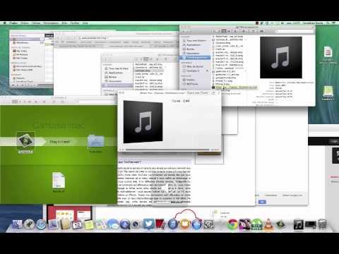 Convertir des fichiers en MP3