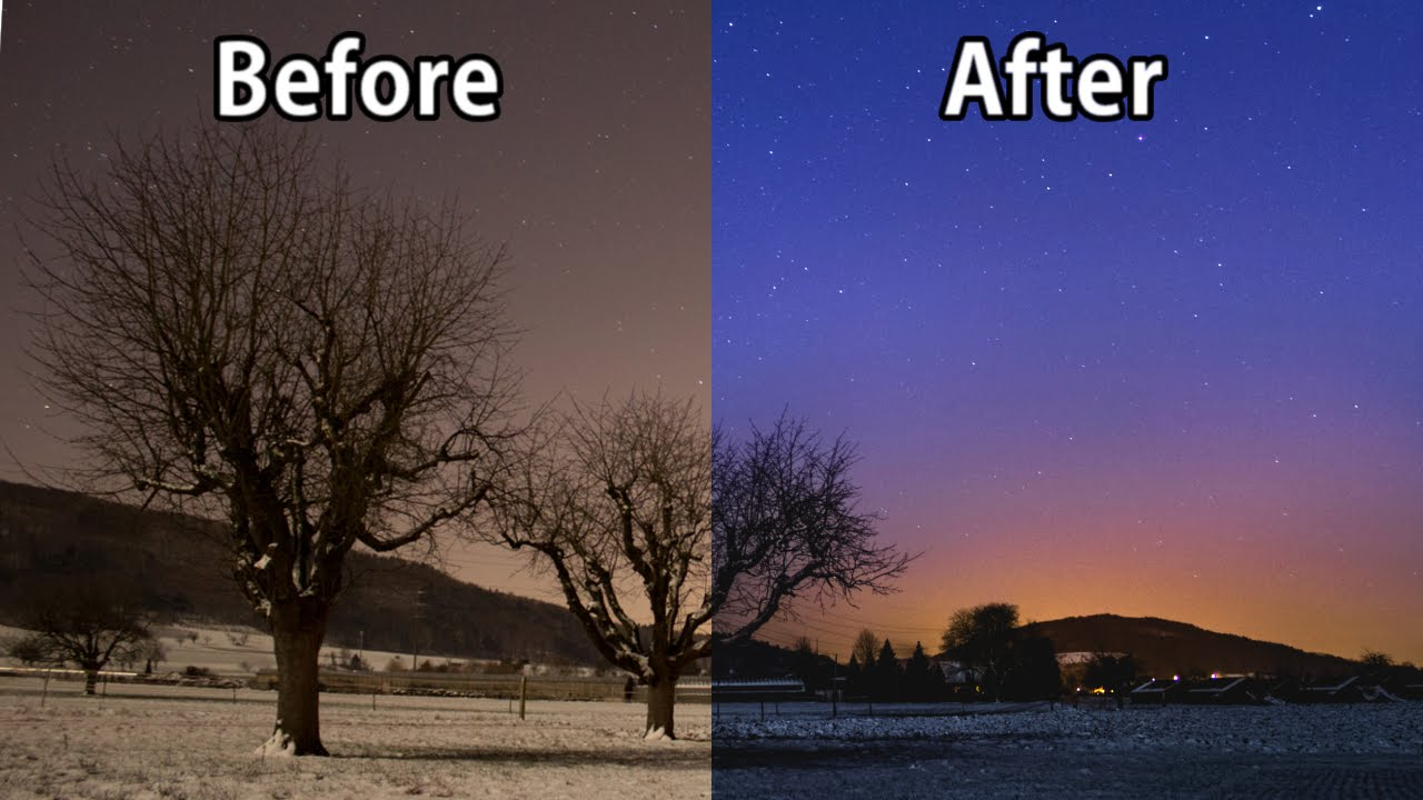 Getting Started with Astrophotography using a Kit Lens - A