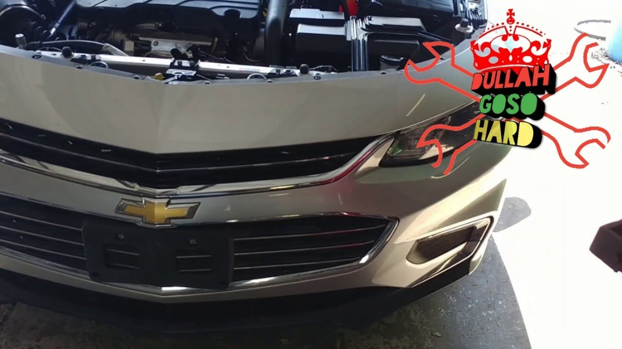 Chevy Malibu Battery Replacement