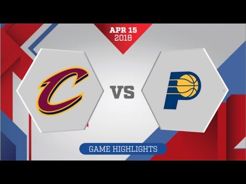 Indiana Pacers vs Cleveland Cavaliers Game 1: April 15 ...