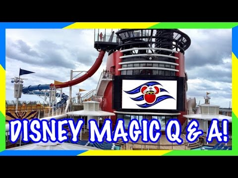 ⚓️DISNEY CRUISE: GETTING READY AND Q & A