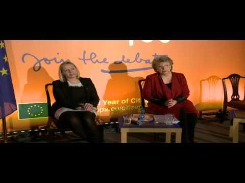 Citizen's Dialog Dublin highlights - Jan 10th