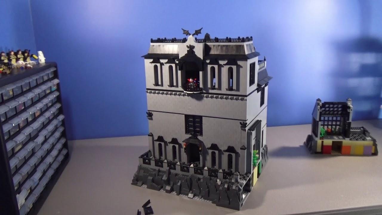 Lego Draculas Castle Youtube