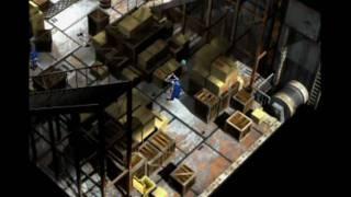 final fantasy 7 walktrough -the cargo ship-
