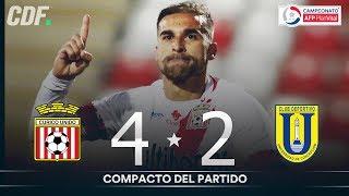 Curicó Unido 4 - 2 U. de Concepción | Campeonato AFP PlanVital 2019 Segunda Fase | Fecha 3 | CDF