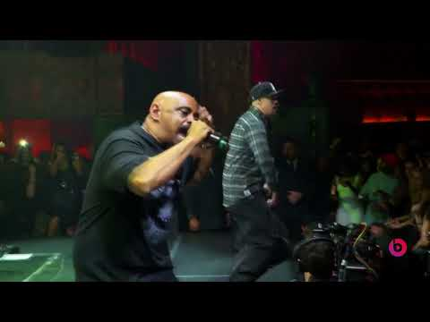 Cypress Hill - Isane In The Brain (Live At Beats Music Launch Party 2014)