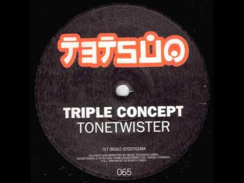 Triple Concept - Tonetwister (Matic  Mix) (Acid Trance 1999)