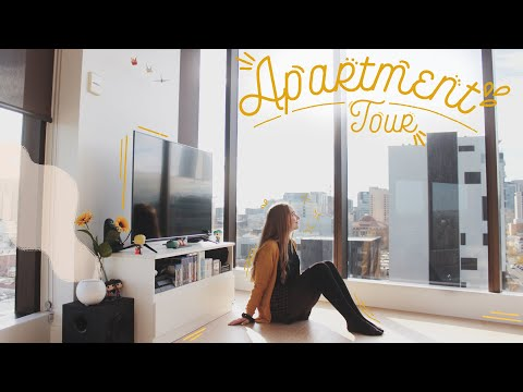 Adelaide Apartment Tour 🌱 // 59 Square Metres ~