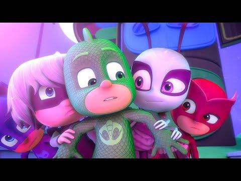 Best Superhero Moments ⭐️ 1 HOUR | PJ Masks Official