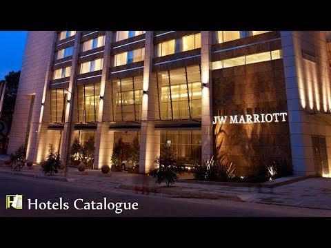 JW Marriott Hotel Bogota - 5-Star Luxury Hotels In Bogota, Colombia