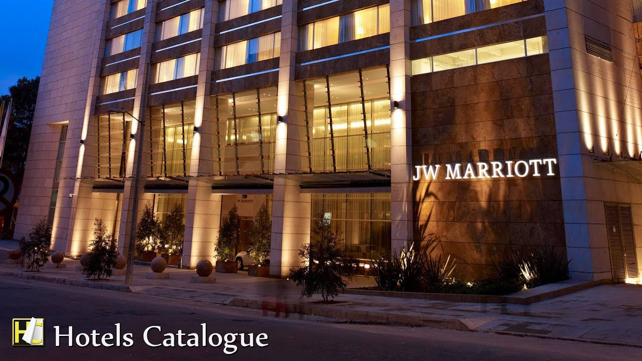 Jw marriott hotel bogota 5 star luxury hotels in bogota for Hotel luxury 100 bogota
