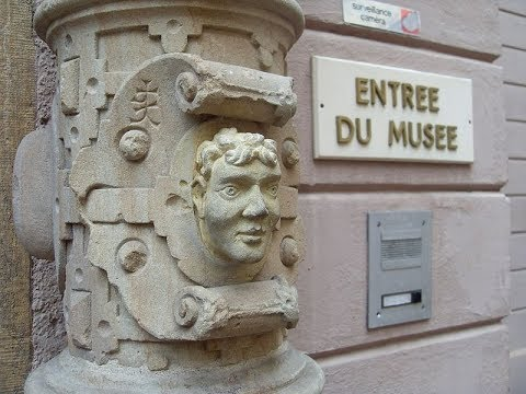 Places to see in ( Colmar - France ) Musee Bartholdi