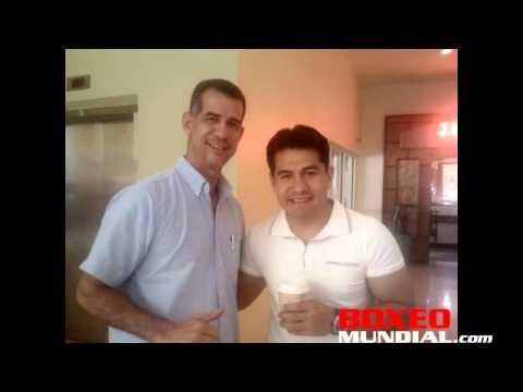 Audio: Marco Antonio Barrera en su nueva faceta en el boxeo
