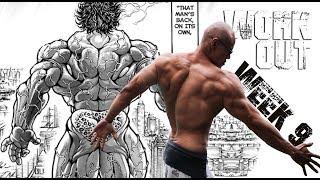 สร้างกล้ามหลังแบบ ฮัมมะ ยูจิโร่ (ไปหมดละสะมงสมอง) l hit your fat off: EP9