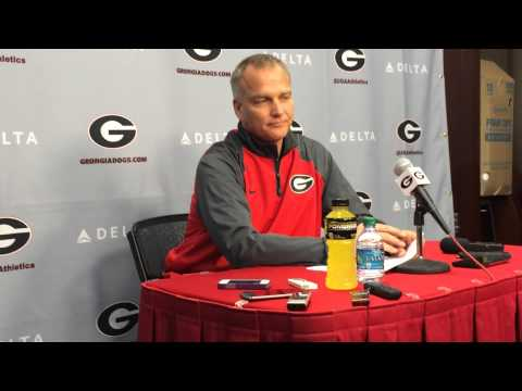 Richt on Bryan McClendon's move to receivers coach