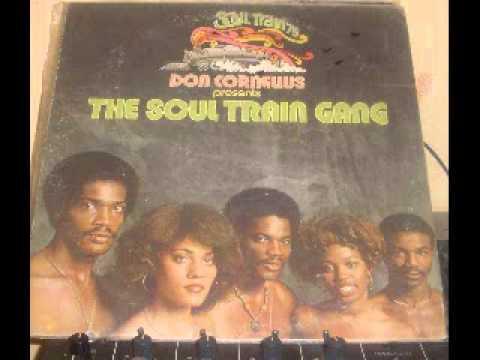 The Soul Train Gang (Album face2)