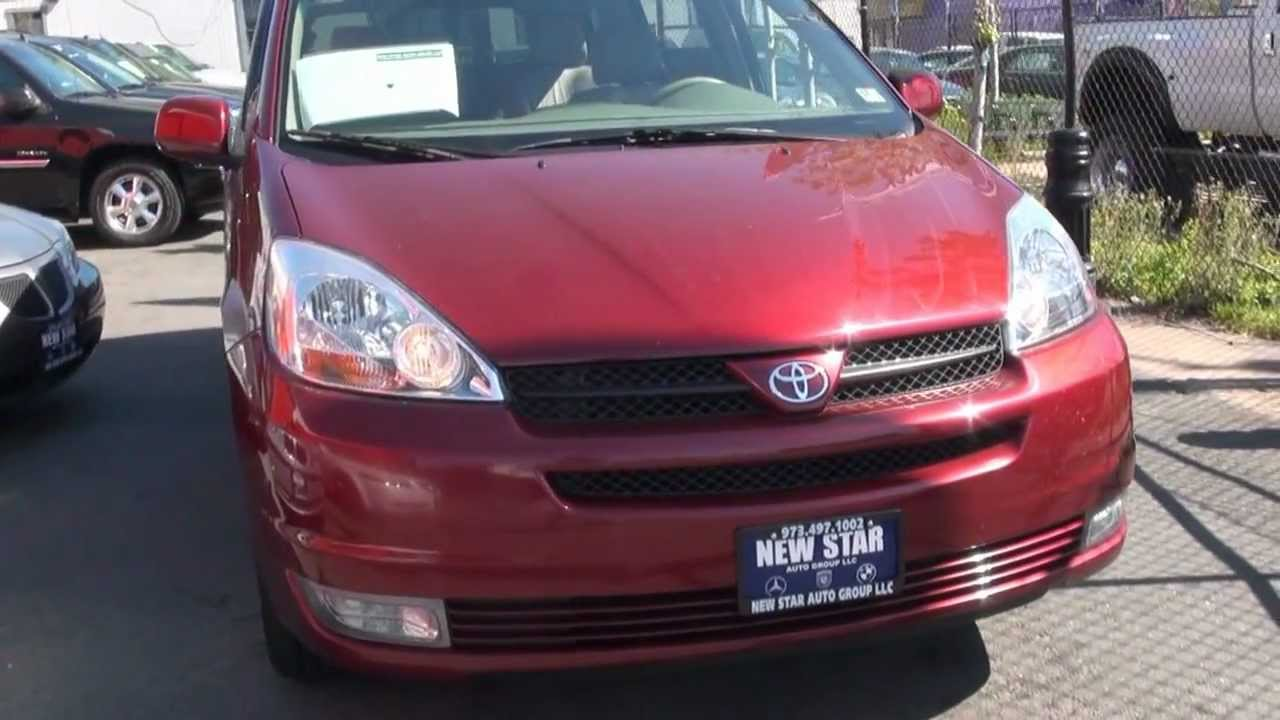 2005 toyota sienna xle awd all wheel drive minivan youtube. Black Bedroom Furniture Sets. Home Design Ideas