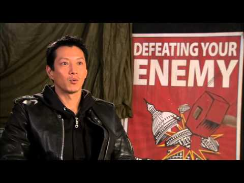 Will Yun Lee 'Red Dawn' Interview! [HD]