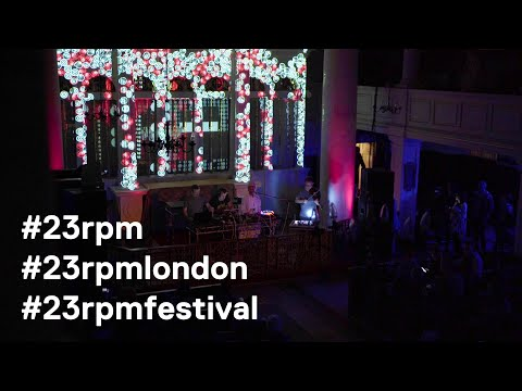 23rpm Festival | Grosvenor Chapel, Mayfair, London | Oct 2018 - A Look Back