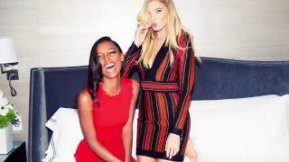 How We Met... feat. Jasmine Tookes & Elsa Hosk from Victoria's Secret