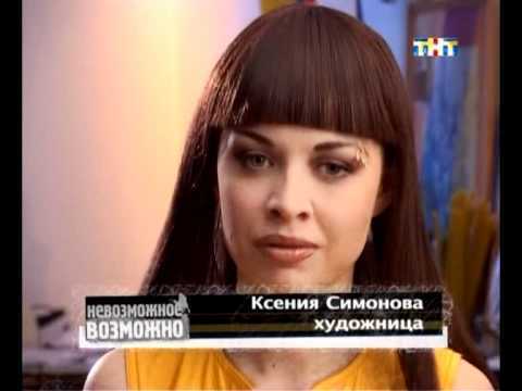 "English subtitles! Kseniya Simonova's biographic film (sand artist, ""Ukraine's got talent"" winner)"