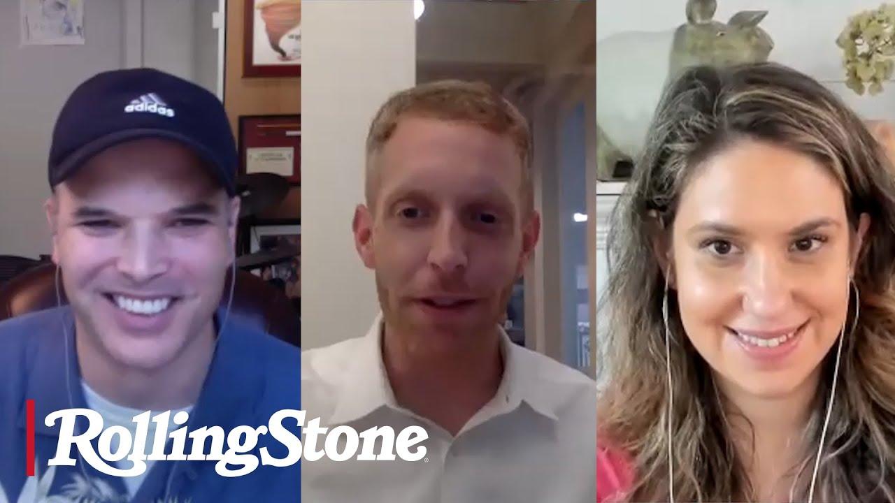 Alex Morse Speaks Out, Plus Kamala Harris as Biden's VP | Useful Idiots