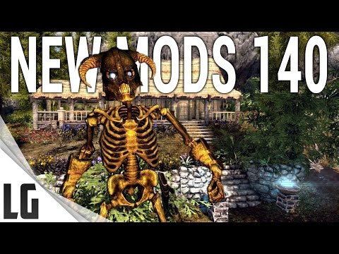 6 BRAND NEW Console Mods 140 - Skyrim Special Edition (PS4/XB1/PC)