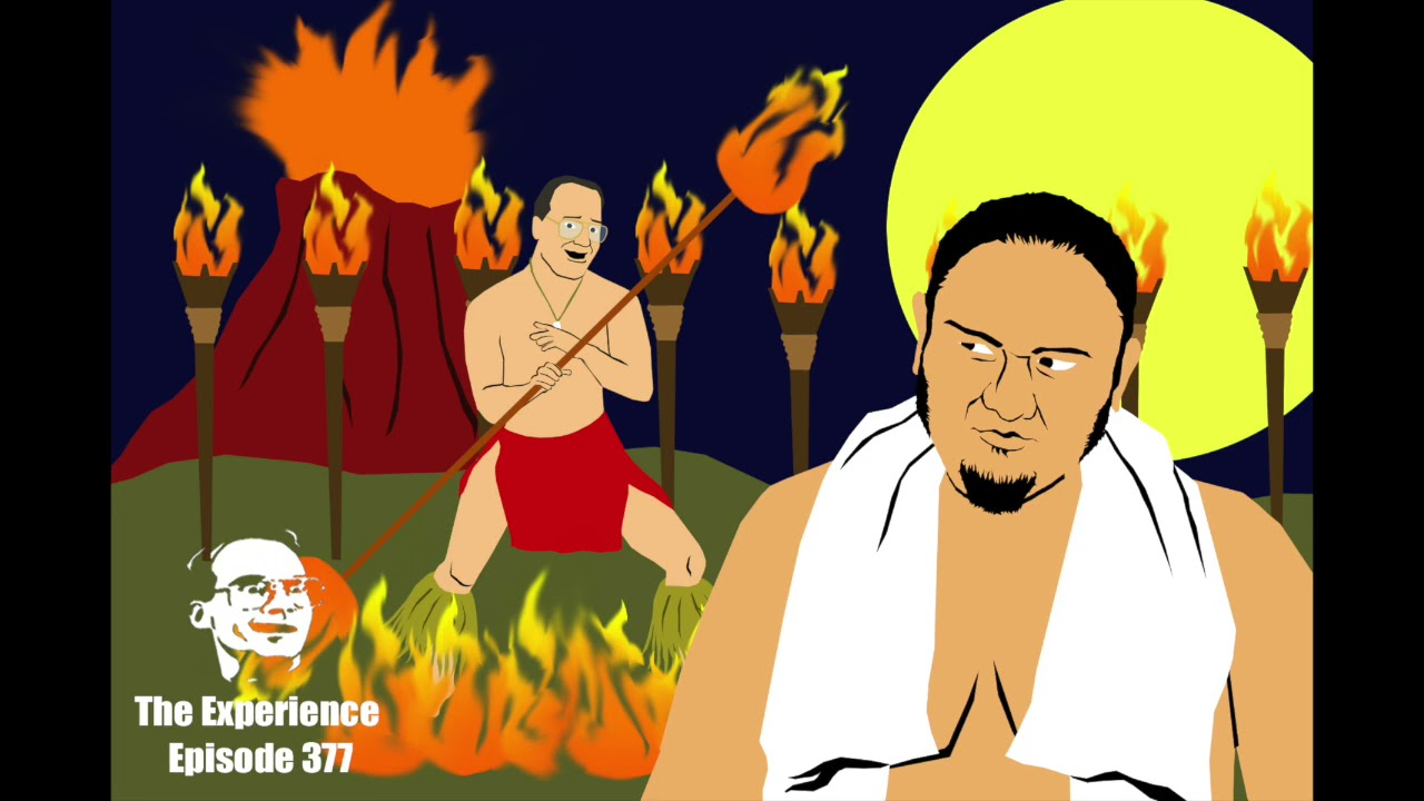 SAMOANS JUST BEING SAMOANS - YouTube