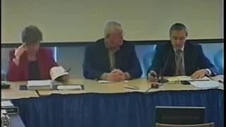 School Committee Budget Meeting 1/27/18