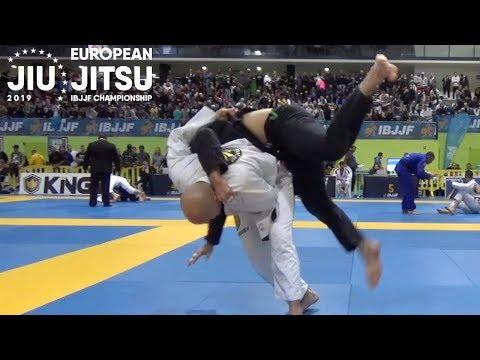 Xande Ribeiro VS Janos Csampar / European Championship 2019