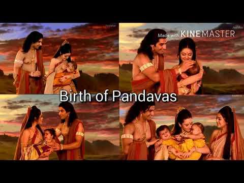 Birth of Pandavas|Pandavas theme song with lyrics|Veero ke Veero ki song with lyrics